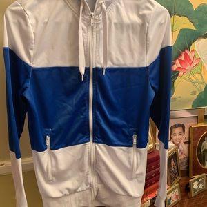 Divided H&M Track Jacket, Hood